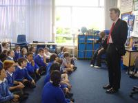 Q&A session from Michael Wills MP