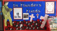 Wall Display - In Flanders Fields
