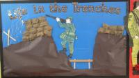 Wall Display - Life in the Trenches